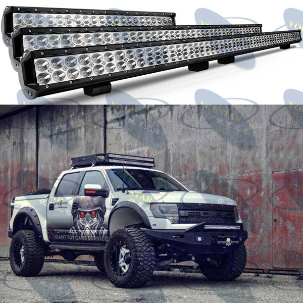 Factory Price Pencil 5000k 20 Inch Led 4x4 Flat Bar Led Light,Led ...