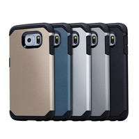 BRG New Hard Combo Cases For Samsung S6 Mobile Phone Shell , For Samsung S6 Cases