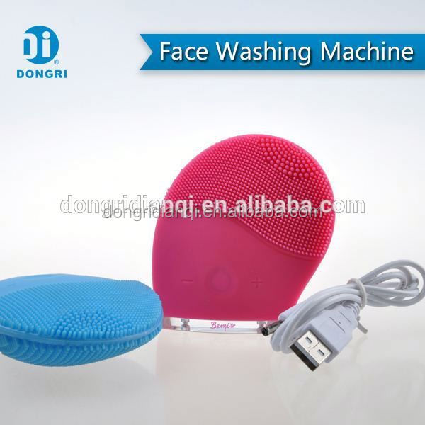Effective cleaner blackhead acne brush machine