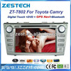 Built-in GPS,Bluetooth, CD Player, Radio Tuner, Touch Screen, TV combination car dvd for toyota camry