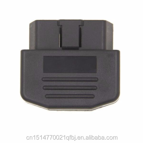 OBD2 16Pin Connector OBD Male Plug 90 Degrees Transfer OBD2 Adaptor Car Accessories Tool for Older cars