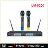 LM-8200 Headset Wireless UHF Microphone for Stage Singing