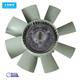 Superior Quality Blades Cooling Fan Motor Radiators For Trucks 500361663