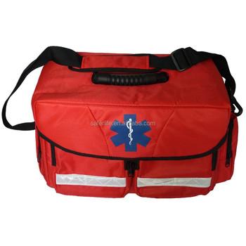 43 20 22 Cm Ems Empty Medical Trauma Bag First Aid Kit Emergency Response