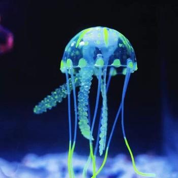 Renjia Jellyfish Decorations Jellyfish Sizes Silicone Jellyfish Aquarium Decoration Buy Silicone Jellyfish Aquarium Decorationjellyfish