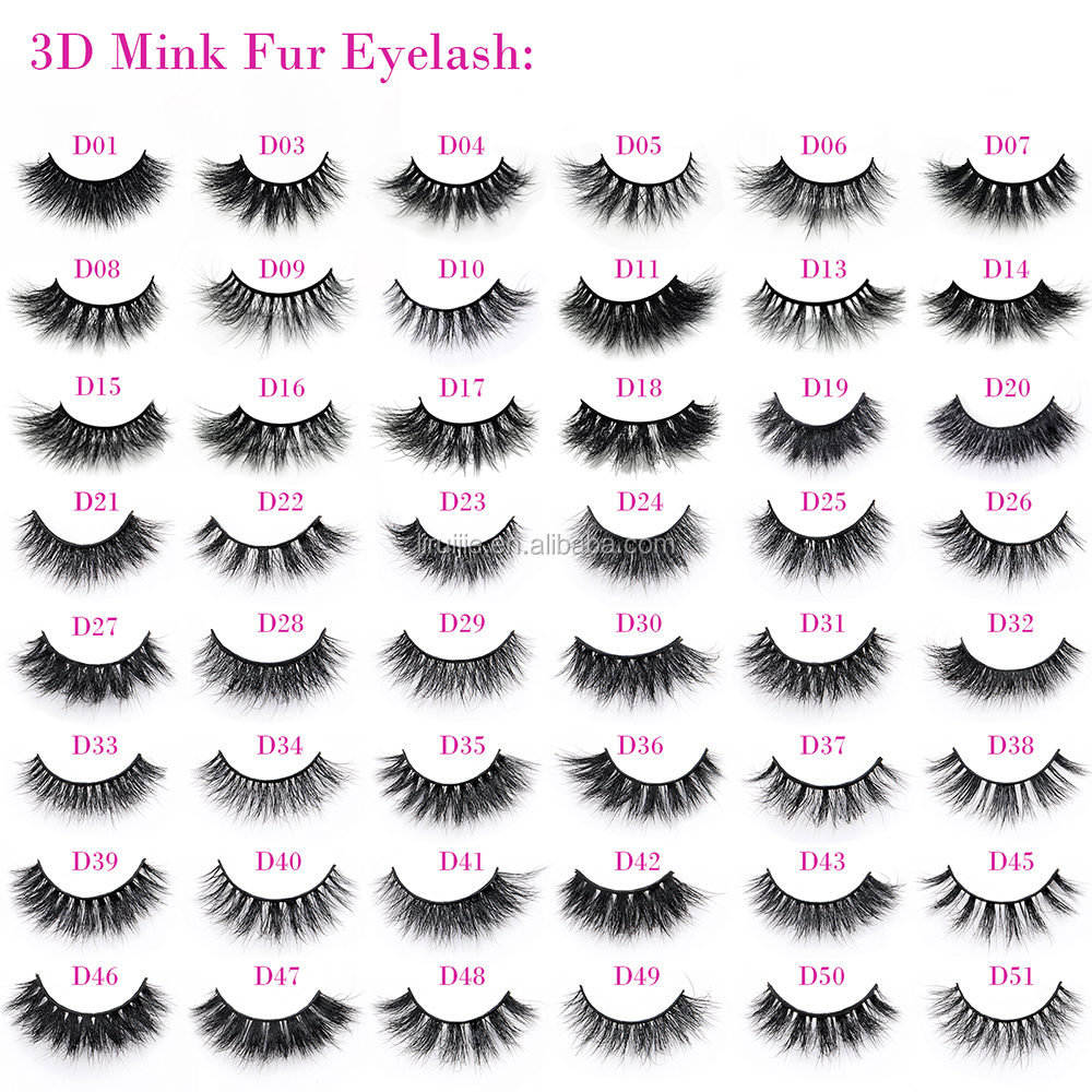 Custom Eyelash Packaging False Lashes vendor eyelash book