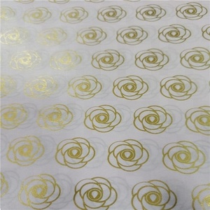 Custom Colorful Clothes/ Gift Wrapping Flower Tissue Paper