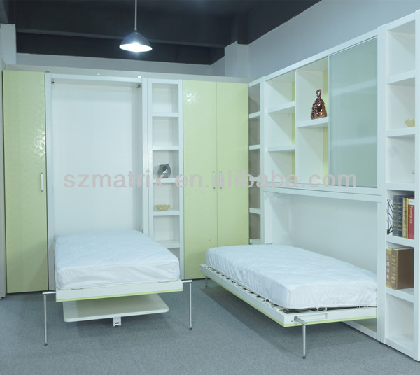 Folding Wall Bed With Dining Table, Folding Wall Bed With Dining Table  Suppliers And Manufacturers At Alibaba.com