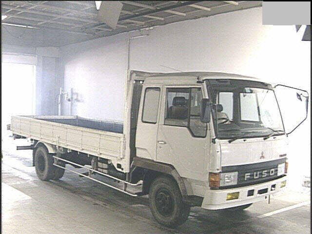 Mitsubishi Fuso Fighter Truck / 6d16 Engine/ Air Brake/ 4 Ton ...