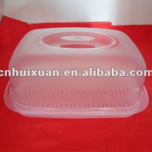 Wholesale china trade clear plastic cheese keeper