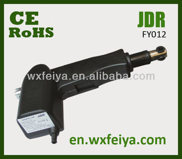 table lifter linear actuator motors control system