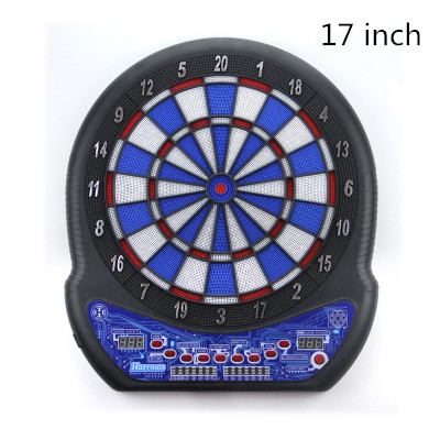 17inch LED Display 27 games 6 Darts Voice Electronic Dartboard