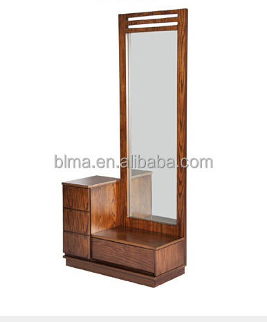 Modern Dressing Table With Mirrors Mdf Buy