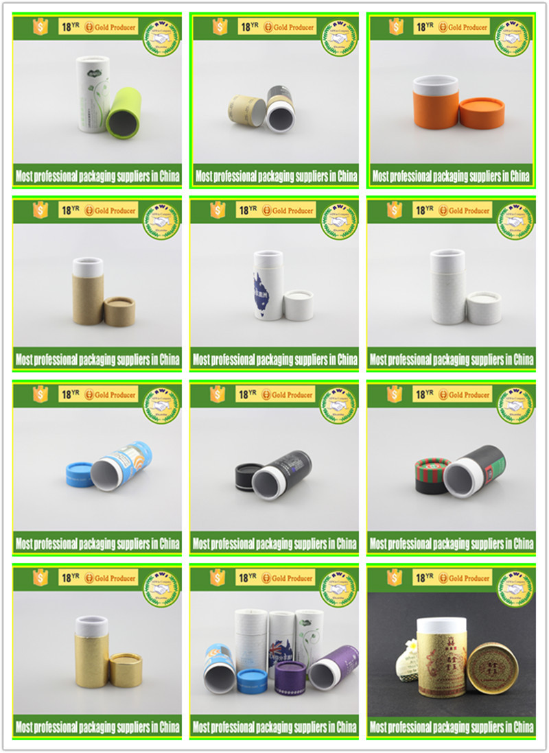 empty lipstick tube deodorant paper tube containers paper tube packaging