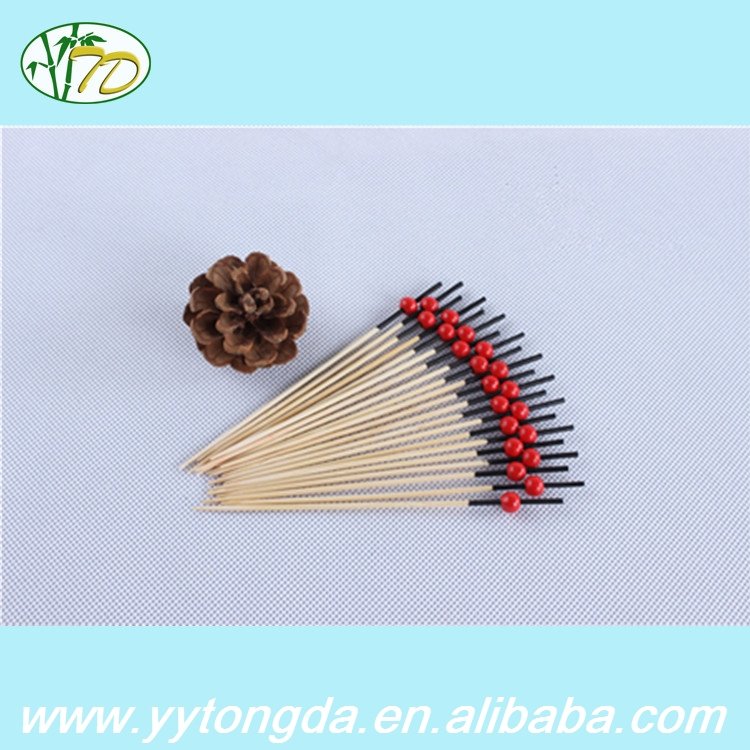 China factory price best choice beef round bamboo sticks for sale