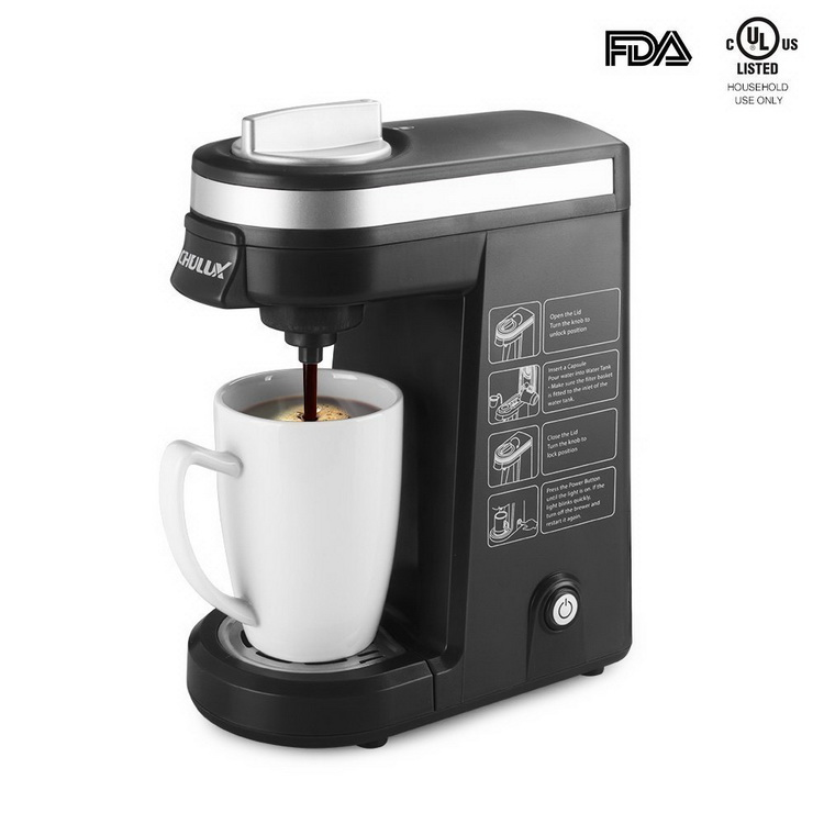 2018 portable K-cup car coffee maker for home