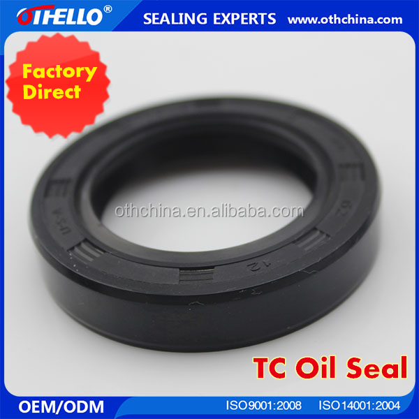 High quality oil seal cfw/tto oil seal/NOK oil seal catalog