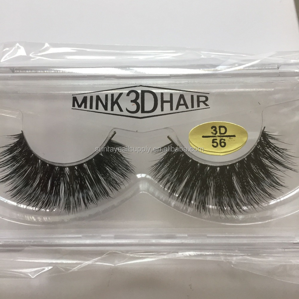 Hotsell 3D multi-layer mink eyelash for eyelash extention