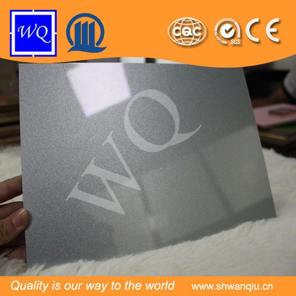 Pure Color UV Board/Fire Proof /Funiture Raw MDF