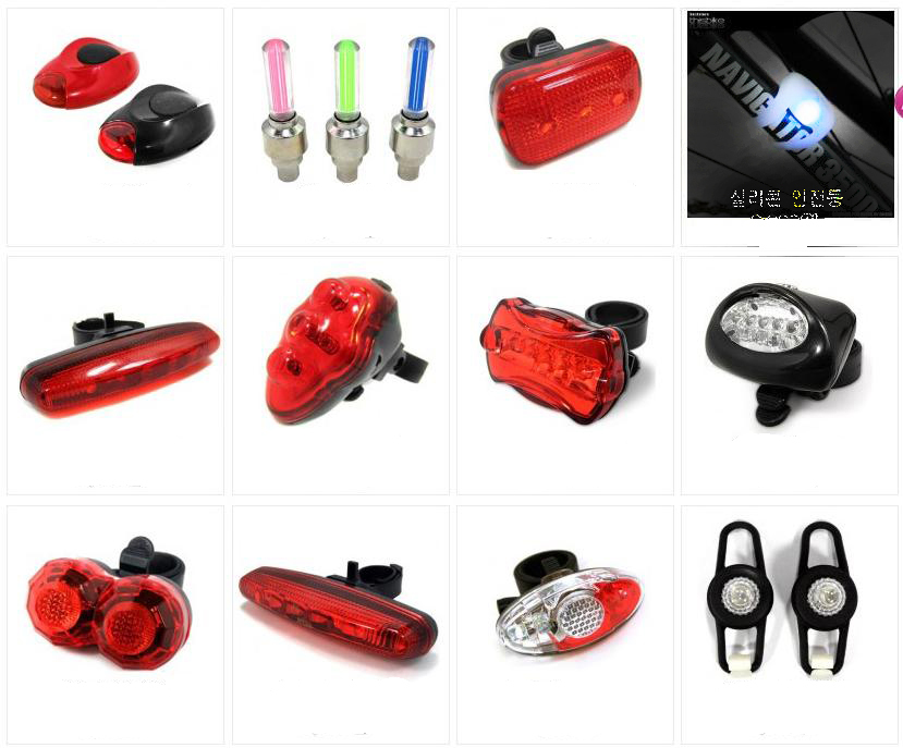 2015 New Design Power Beam Bicycle Led Light Rechargeable Bicycle ...