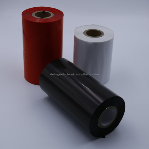 Thermal Transfer Wax Resin Ribbon For Zebra Printer