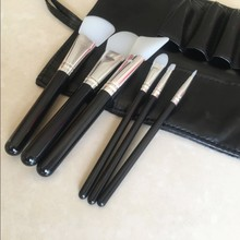 makeup tools OEM label refillable silicone Cosmetic Brush Set of 6 Face Mask Brush