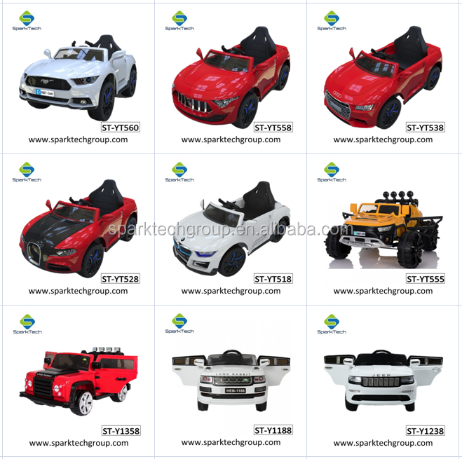 Hot sale new style fashion ride on toys cars kids petrol electric car 24v atv for sale