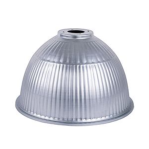 high brightness mirror aluminum reflector 400w metal halide light covers
