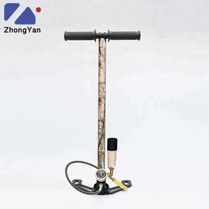3 Stage 4500 PSI 300 Bar High Pressure Hand Air Pump For PCP Airgun