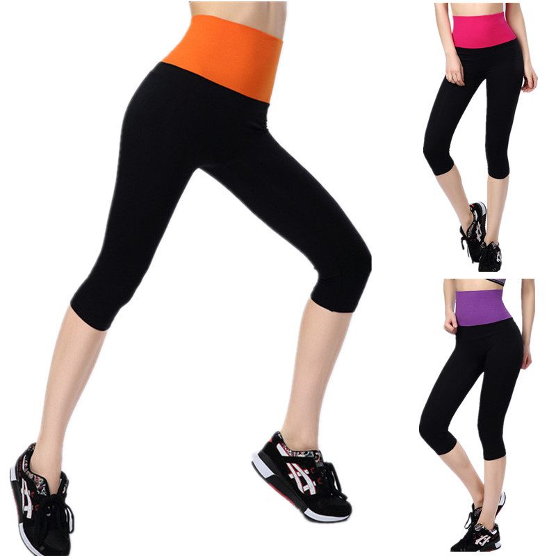 b9b95f456 Get Quotations · Calzas Deportivas Mujer High Waist Ropa Deporte Mujer Gym  Black Color Mallas Mujer Deportivas Yoga Pants
