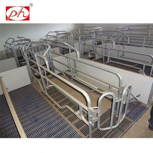 High quality galvanized pig pens for farrowing steel pig pen