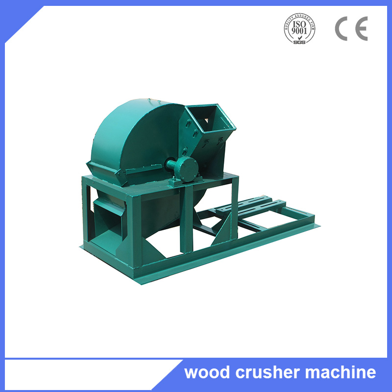 High efficiency model 1000 wood logs sawdust crusher machine for sale