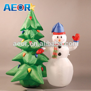 inflatable christmas tree giant christmas snow man outdoor inflatable christmas grinch for sale