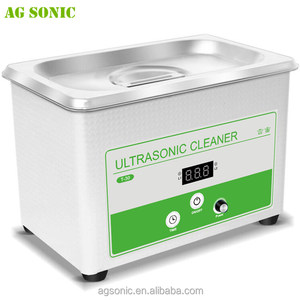 800ml small ultrasonic cleaner for jewelry eyeglasses watch shaver power adjust
