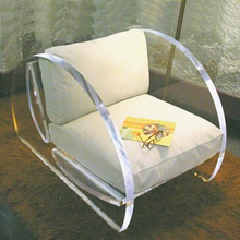 2017 vente chaude acrylique simple de salon relax <span class=keywords><strong>canapé</strong></span> <span class=keywords><strong>chaise</strong></span>
