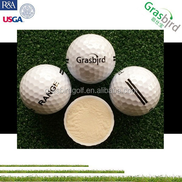 china manufacturing range ball golf beginner cheap golf ball blank