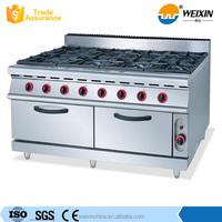 Gas Wok Burner, 4 Burner Gas Cooker With Oven