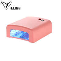 Durable quality guaranteed factory directly uv led gel nail lamp nail dryer