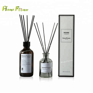 Air Freshener Home Decorative Fragrance Luxury Reed Diffuser Set