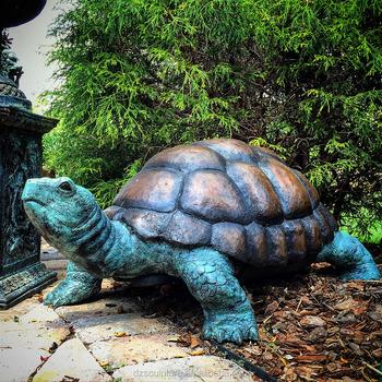 Outdoor Large Tortoise Water Fountain Sculpture For Garden