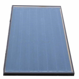 high efficiency flat panel thermal solar collector