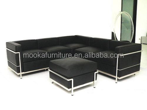 Le Corbusier Lc2 Canape D Angle En Cuir L Canape Mkl05l Buy Pas
