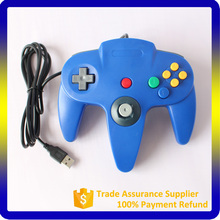 2015 New Colors PC Analog Controller for N64 PC Controller