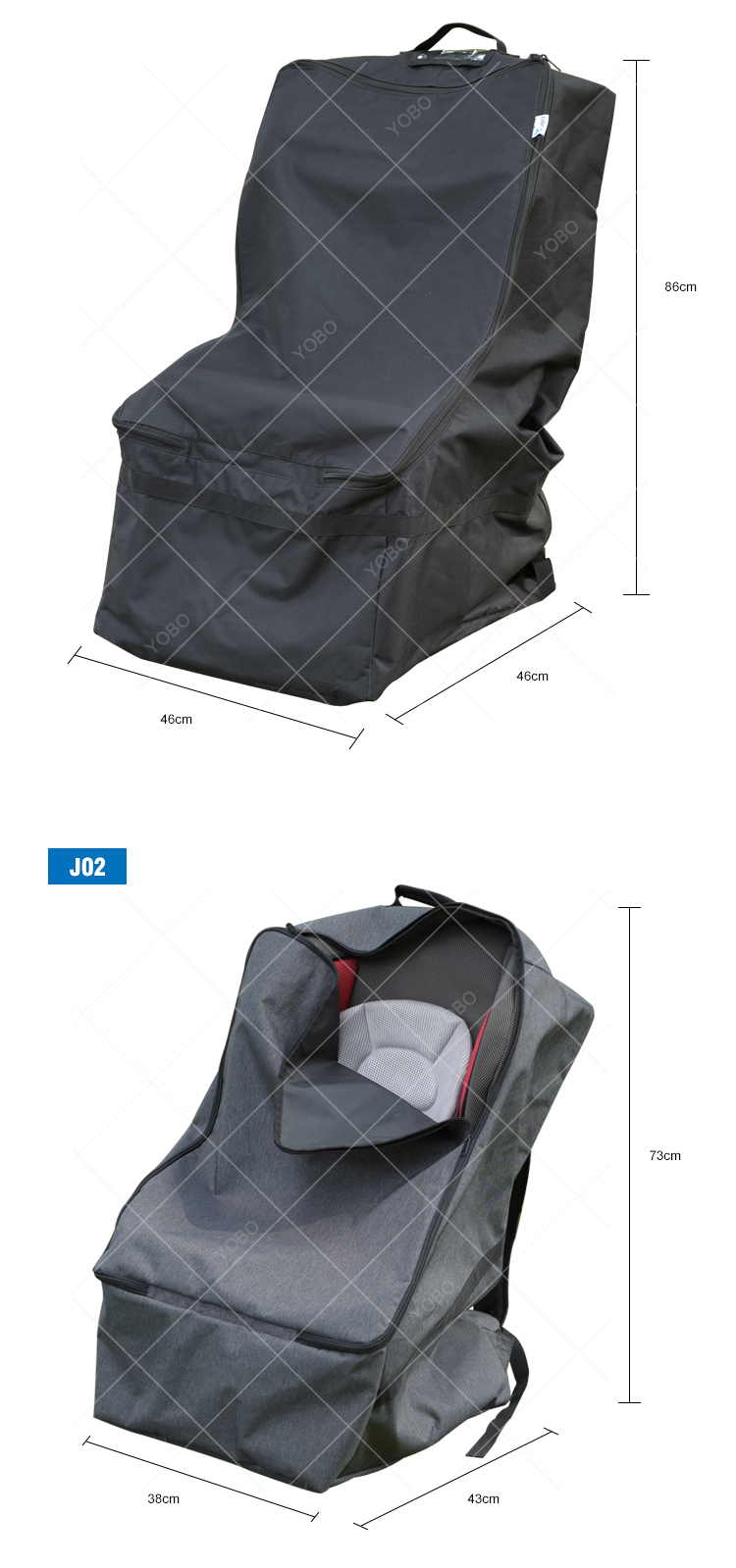 travel car seat for kids
