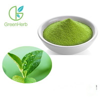 Factory Supply Green Tea Extract 95% Polyphenol,70% Catechin,50% EGCG