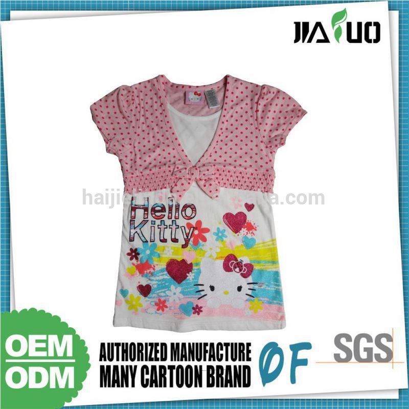 Excellent Quality Nice Design Kids Trendy Clothing