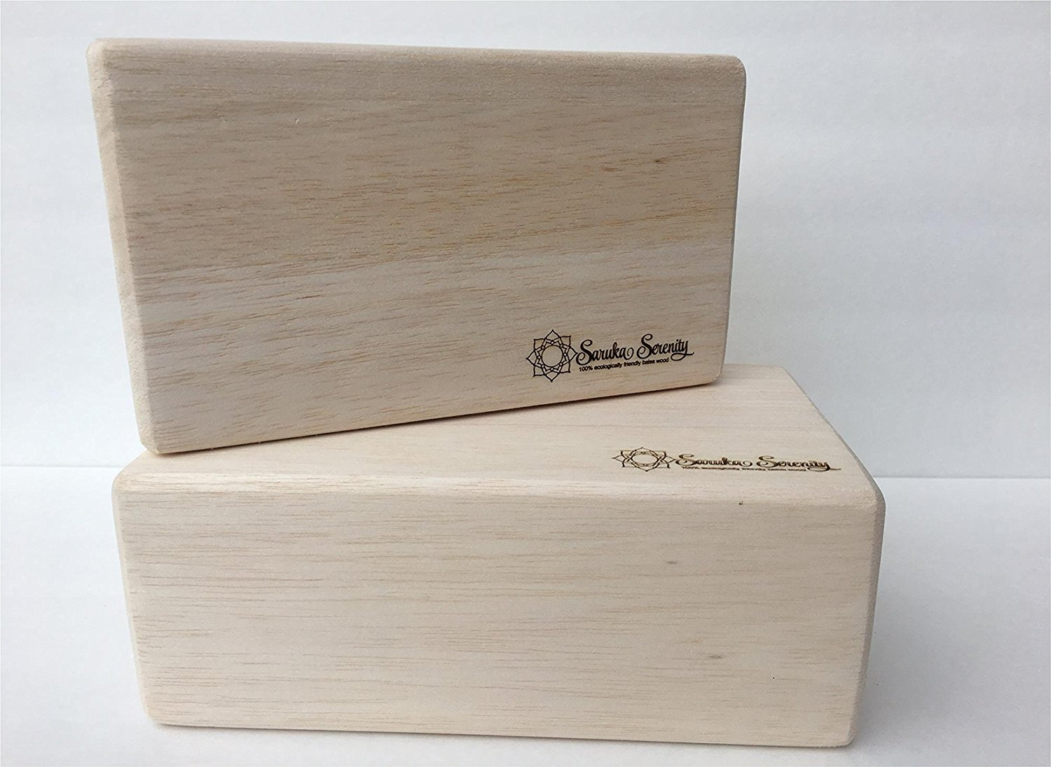 Balsa Wood Yoga Block