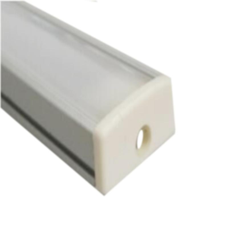 Good thermal conductivity Customized Aluminium Profile for led strip light.