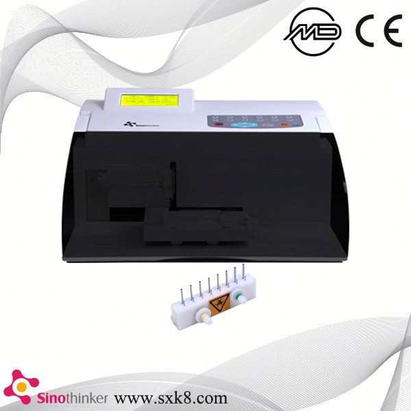SK2000A blood station fully automatic enzyme-linked immunity analyzer washer