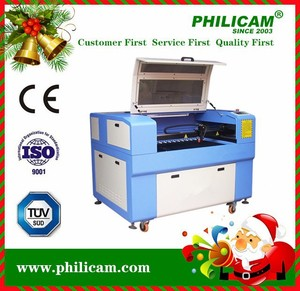 High Precision Auto Focus 9060 Co2 Laser Engraver | Laser Cutter Price with Rotary
